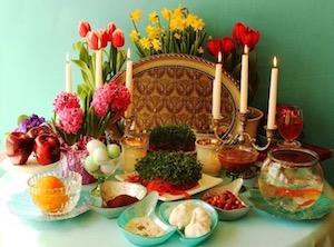 Happy Norouz – 1398