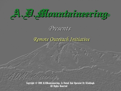 A.D.Mountaineering – ROI