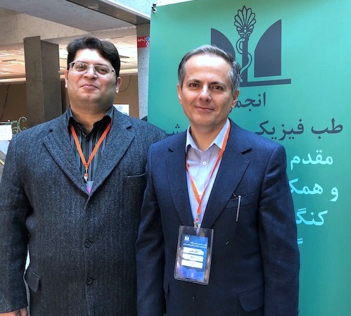 The 22nd Annual Iranian Congress of Physical Medicine, Rehabilitation & Electro-diagnosis; December 26-28, 2018