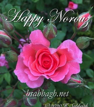 Happy Norouz – 1399